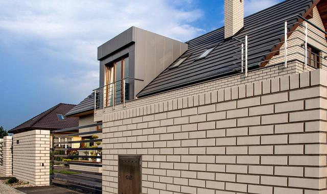 Niesamowite Kolor i kształt fugi a wygląd muru / Porady murarza / Röben TT93